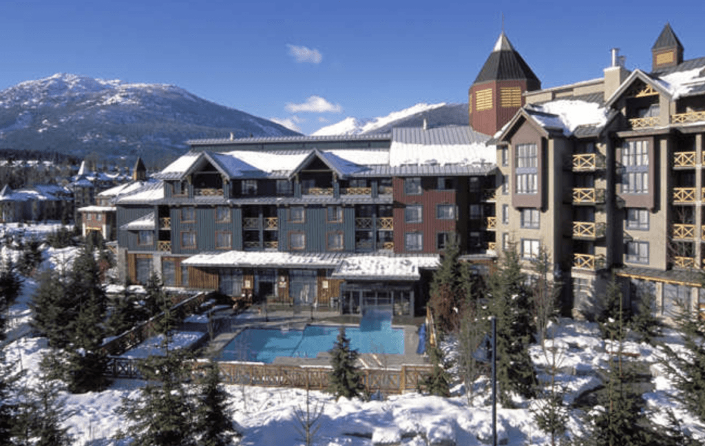 Hotels with Pools Whistler