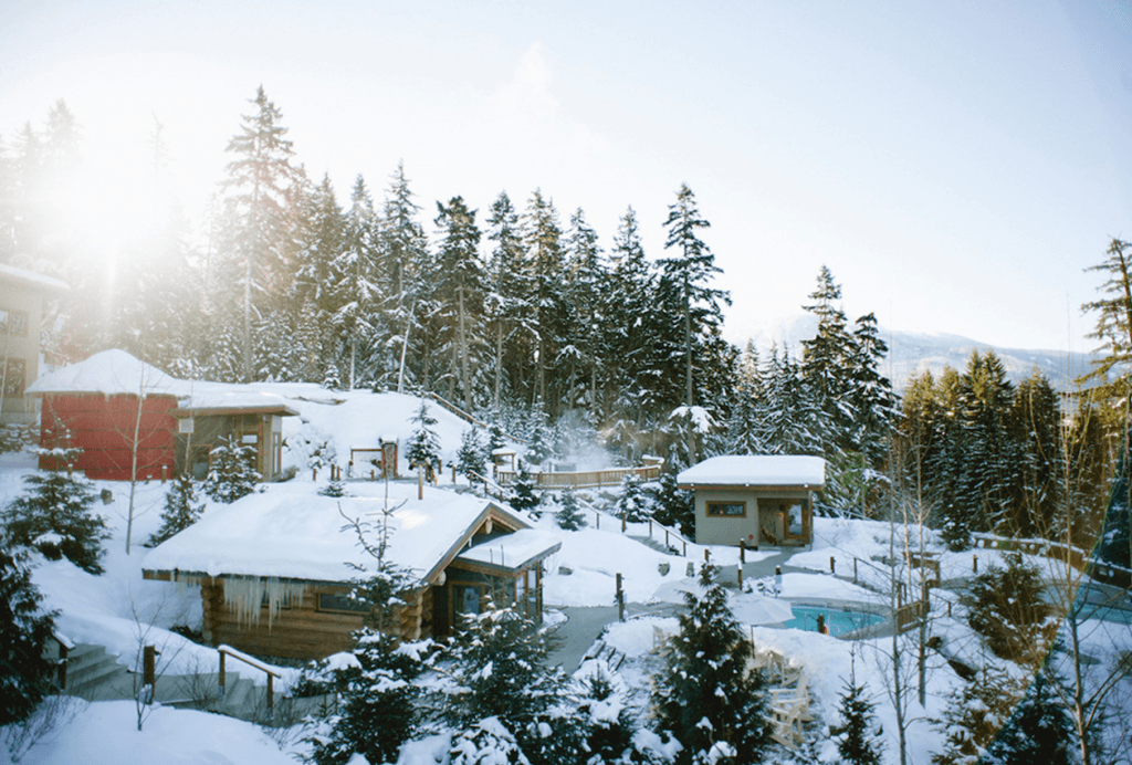 Nordic Spa Whistler