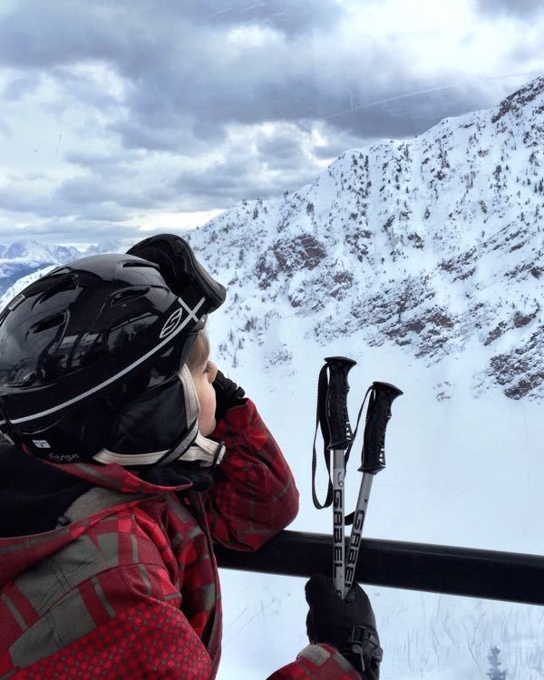 Kicking Horse Mountain Resort – with Kids