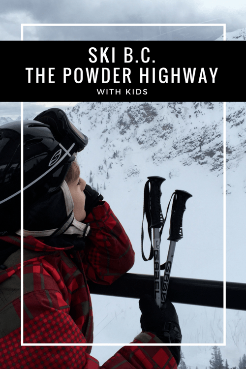 Ski BC Powder Highway