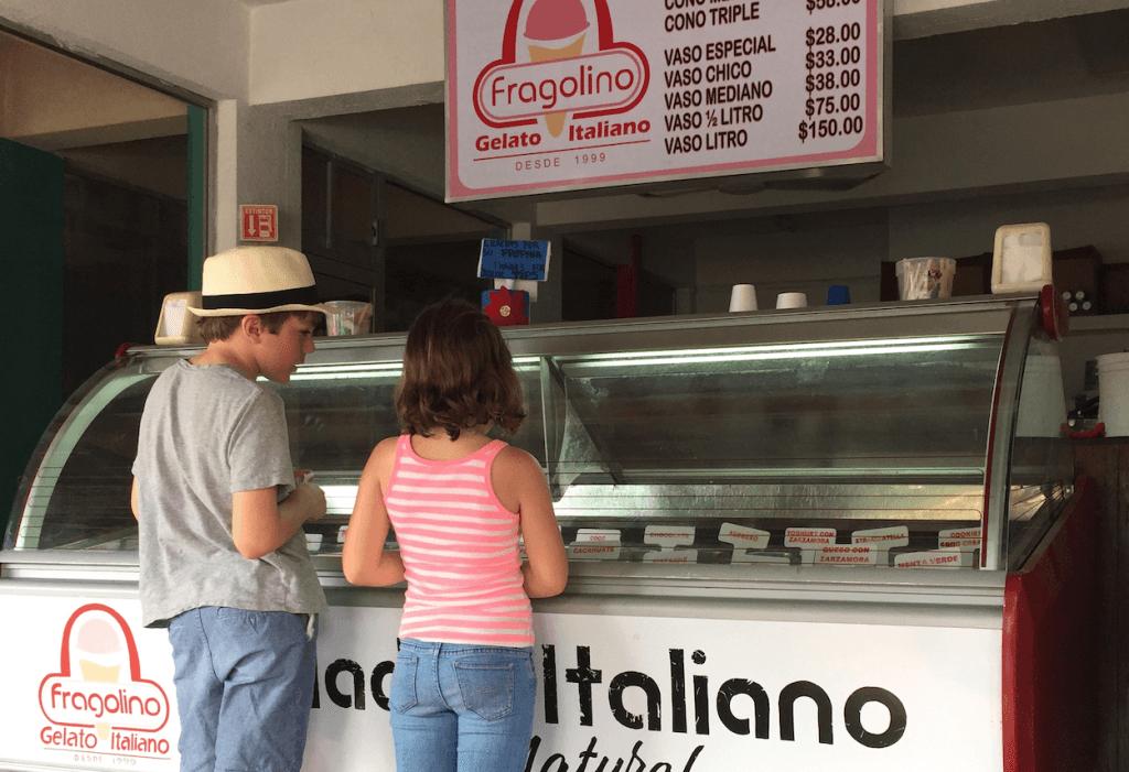 Best Ice Cream Zihuatanejo Fragolino