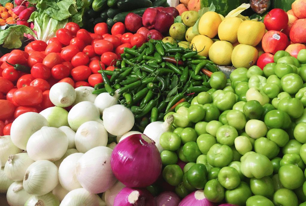 Fresh Foor Market Zihuatanejo