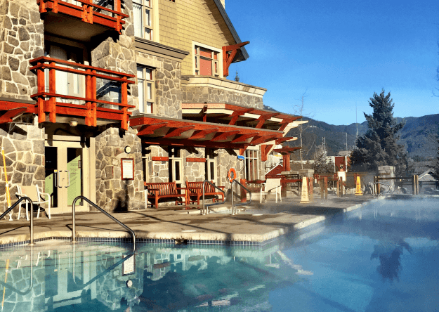 Hotel Review – Pan Pacific Village Centre Whistler