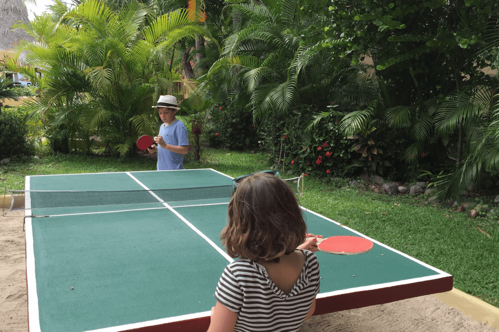 Viceroy Zihuatanejo with kids