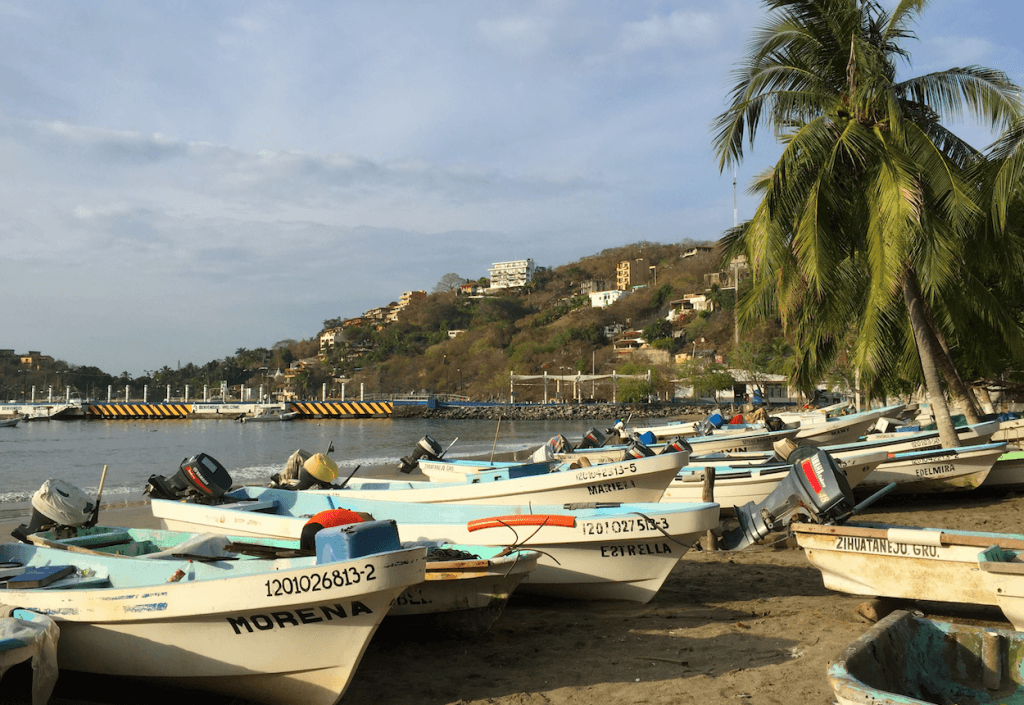 Zihuatanejo with Kids