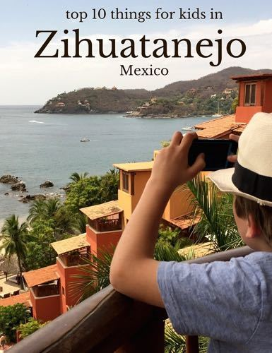 Attractions for kids Zihuatanejo