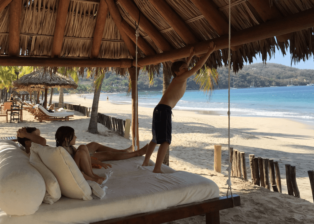 Family Friendly Luxury Hotel Zihuatanejo
