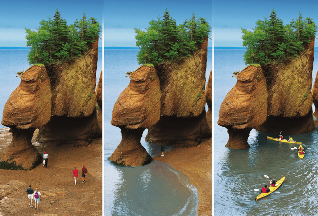 Hopewell Rocks NB