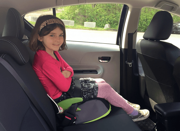 Booster Seat Back Pack Combo for Travel