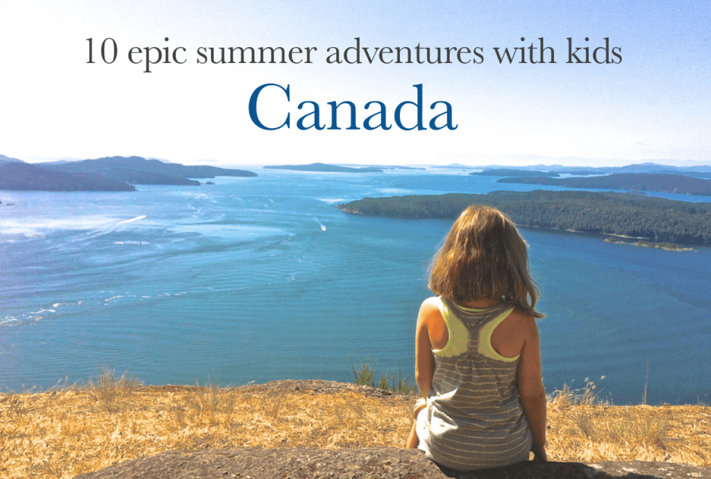 Attractions for Kids Canada