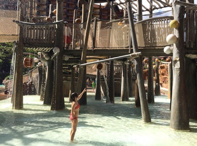 Waterpark Disney Aulani