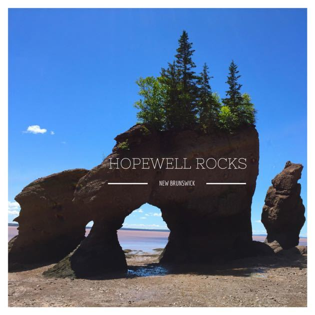 Hopewell Rocks 4