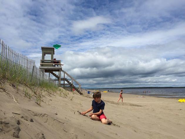 Best Beaches New Brunswick
