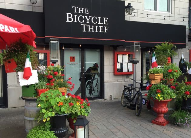 Bicycle Thief Halifax