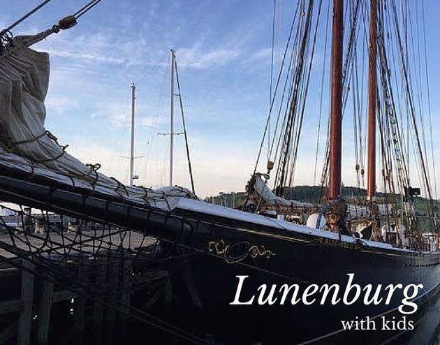 Family Friendly Lunenburg Nova Scotia