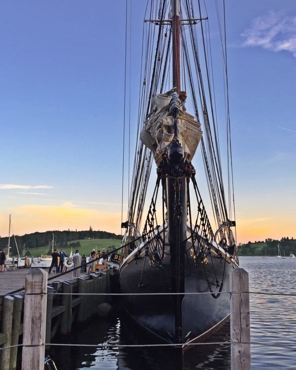 lunenburg, nova scotia – with kids