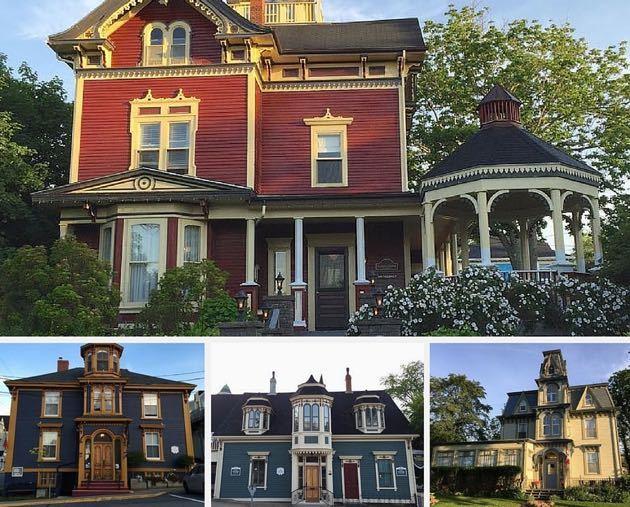 Lunenbury Houses