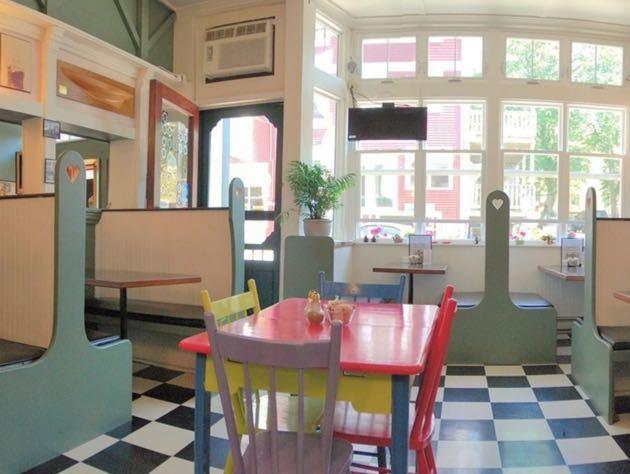 Family Friendly Restaurant Lunenburg