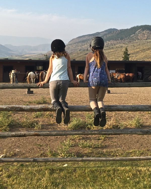 Sundance Guest Ranch with Kids