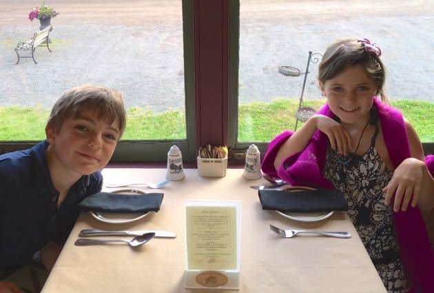 Family Friendly Dining Tatamagouche