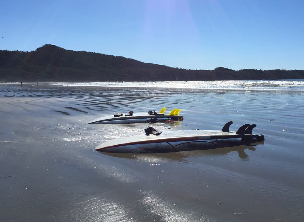 Surfing Lessons in Tofino