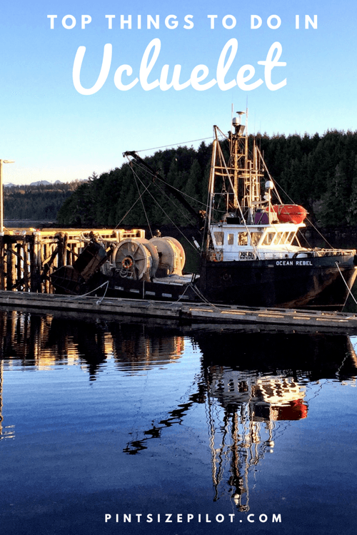 Thing to Do in Ucluelet, BC - with Kids