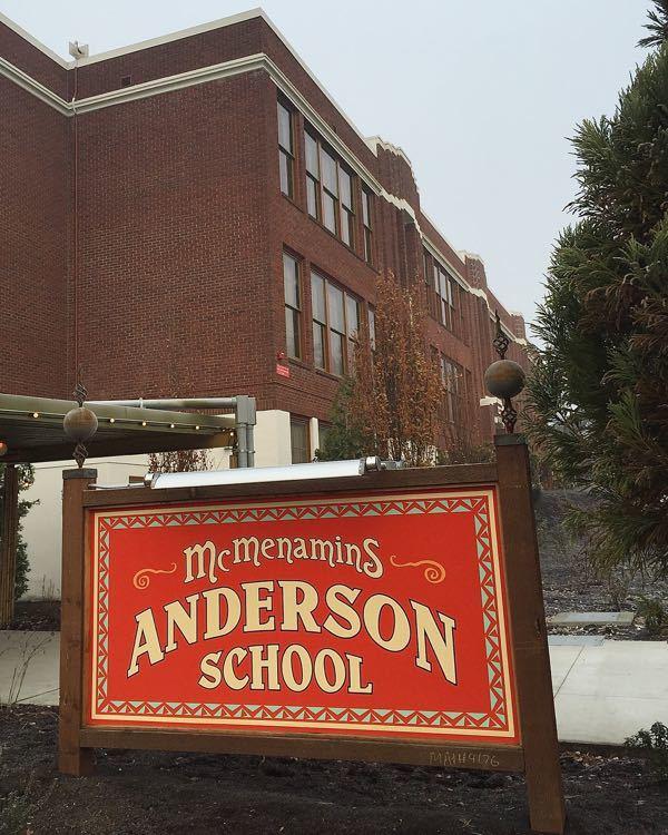 McMenamins Anderson School Hotel – Seattle