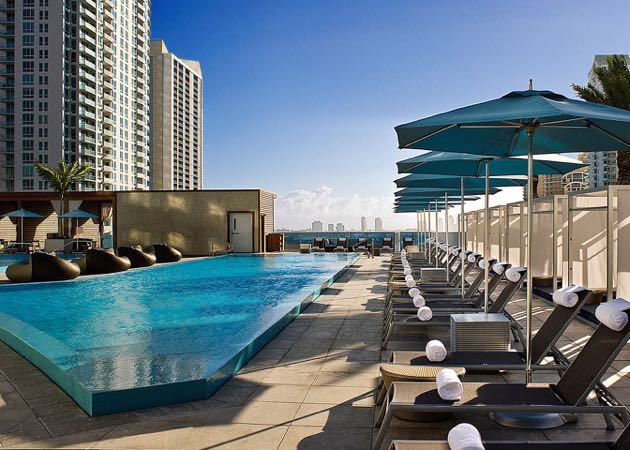 Pool Day Passes Miami