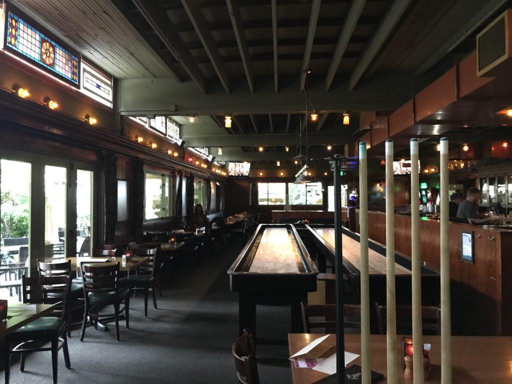 McMenamins Woodshop Pub