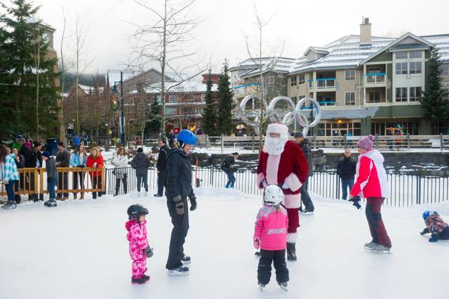Christmas Events for Families Whistler 2019