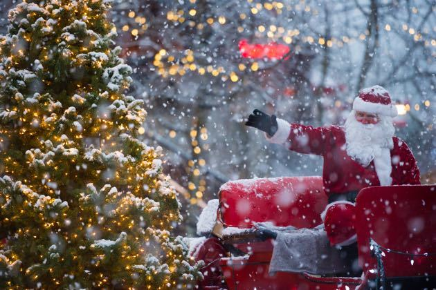 Christmas Events Whistler 2019
