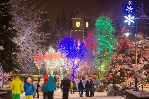 Whistler Christmas Events 2016