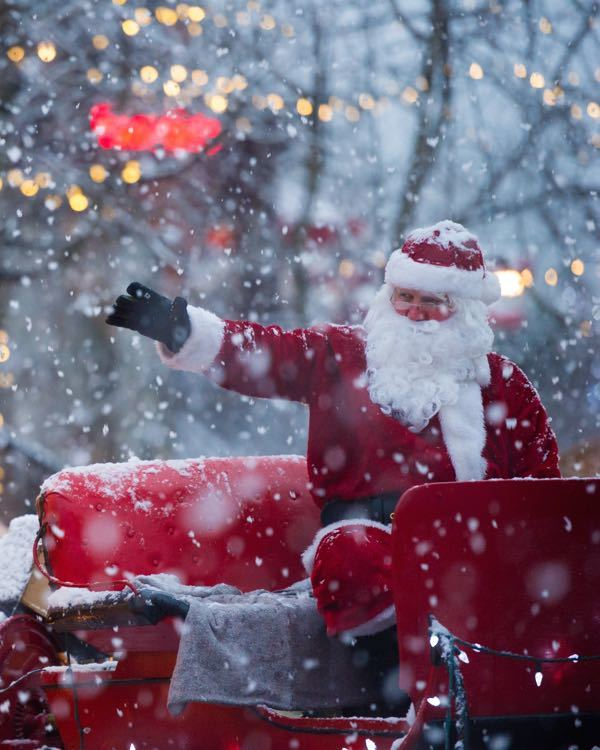 2019 Whistler Christmas Events for Families