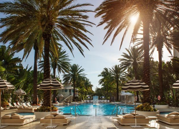 Pool Day Pass South Beach Hotels
