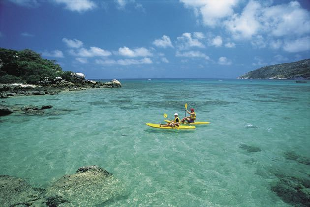 Family Friendly Resort Great Barrier Reef #SeeAustralia