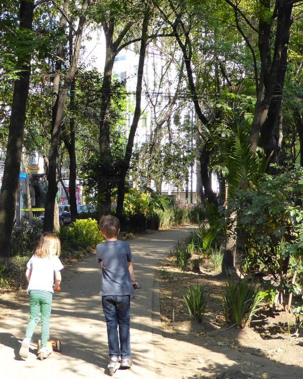 Condesa with Kids, Mexico City's Best Neighbourhood