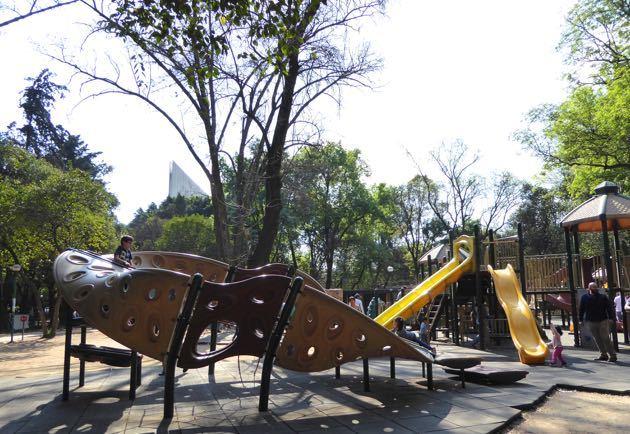 Condesa - Parque Espana