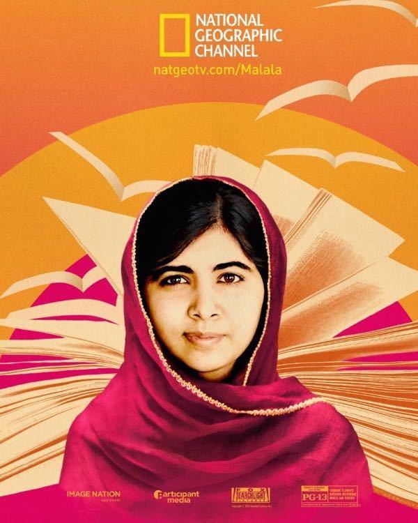 """""""He Named Me Malala"""" – Premiers Feb. 29th"""