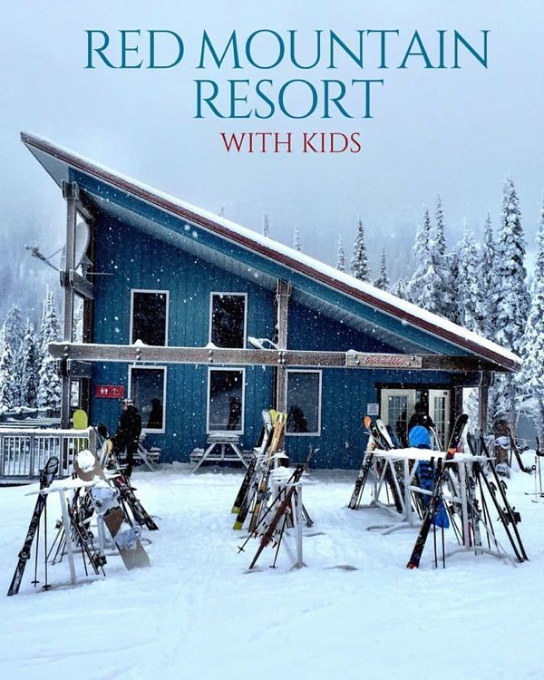 Red Mountain Resort with Toddler