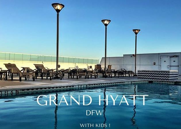 Grand Hyatt DFW Airport Hotel