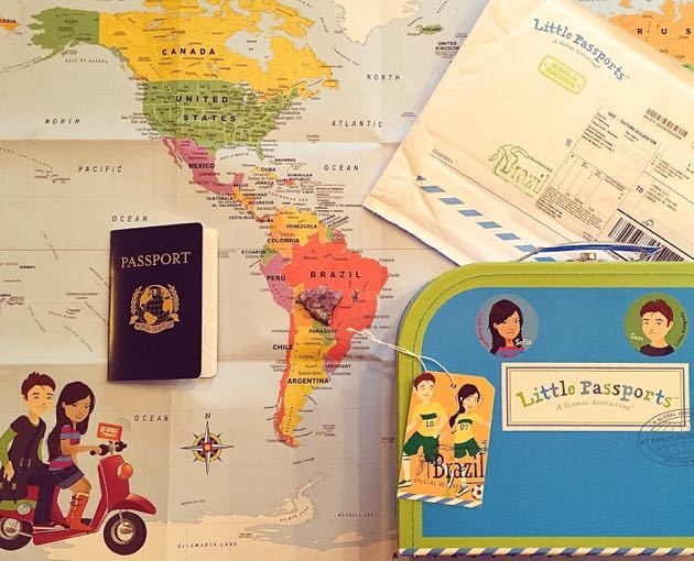 Little Passports Subscription
