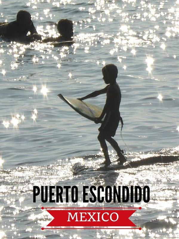 Puerto Escondido - Oaxaca, Mexico