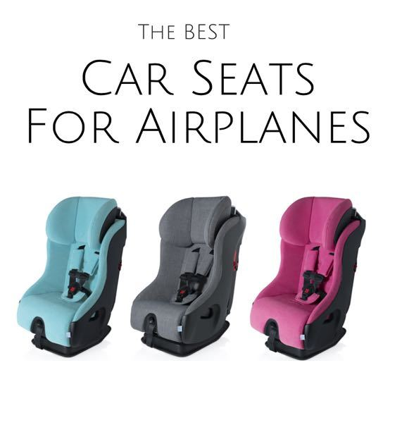 How To Travel With  Car Seats