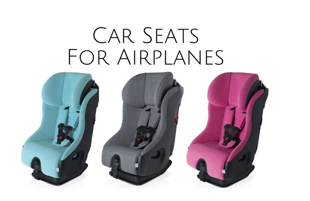 Travel Car Seat Traveling With A Best For 2019