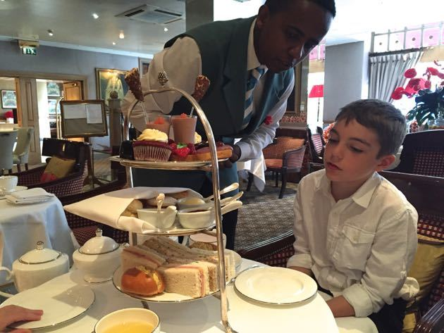 Children's Afternoon Tea London
