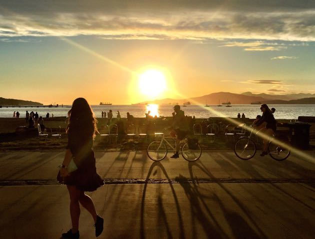 Vancouver's Best Places for Sunset