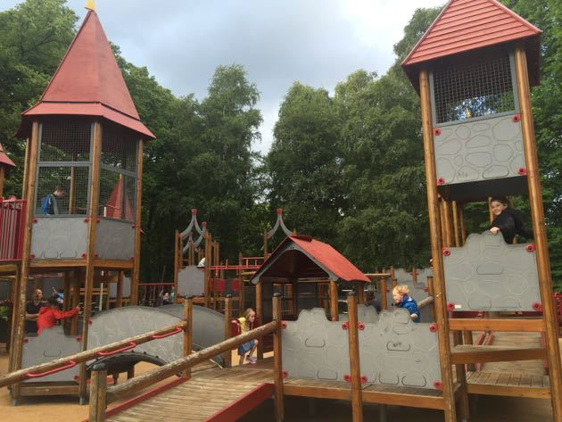 Best Oslo Playgrounds Frogner