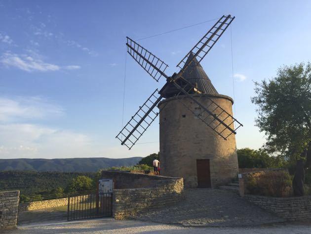 Goult, Luberon Village