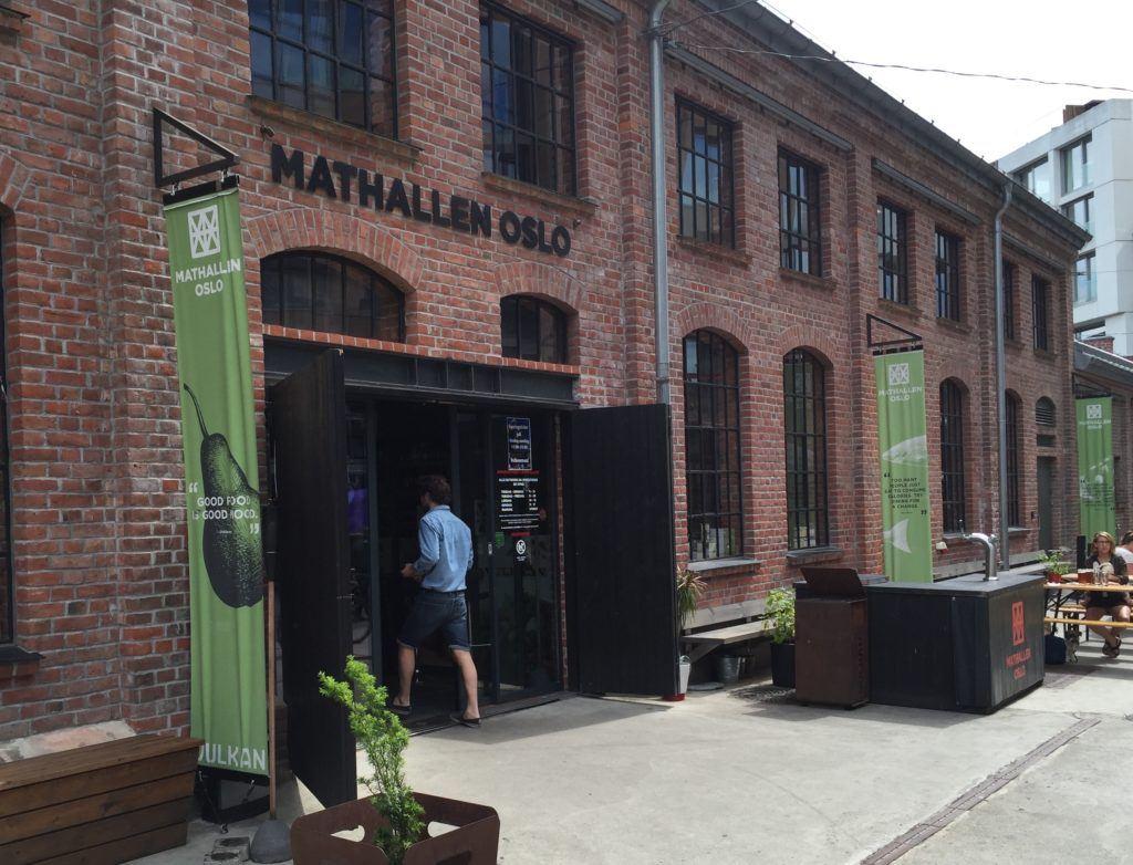 Mathallen Food Hall