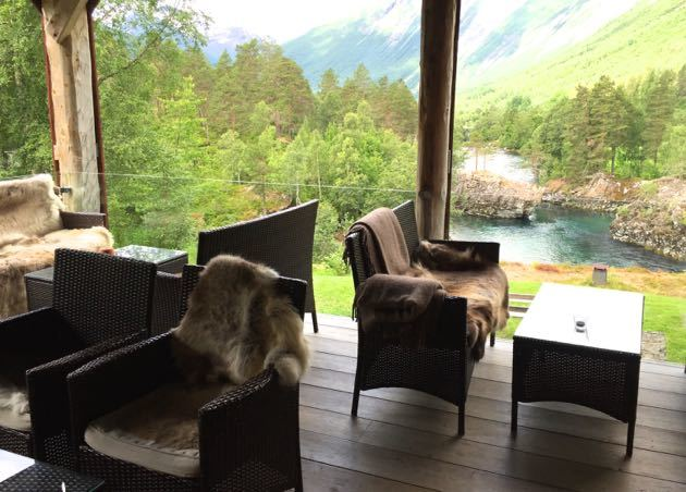 Juvet Hotel Norway